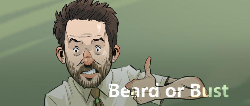 Learn to rig a beard in Maya.